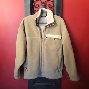 Patagonia Synchilla sz M full zip fleece jacket